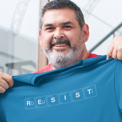 Periodic Table of the Resistance / Men's Tee