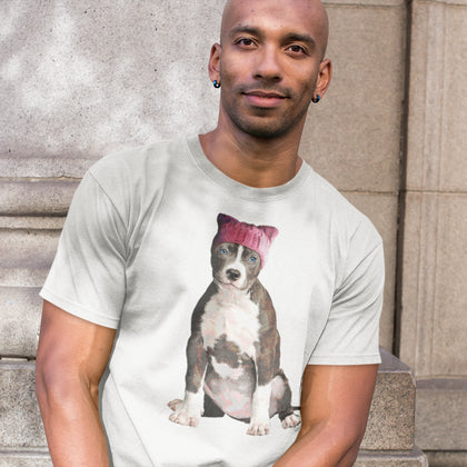 Resistance Pittie / Men's and Youths' Tee
