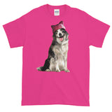 Resistance Collie / Men's and Youths' Tee
