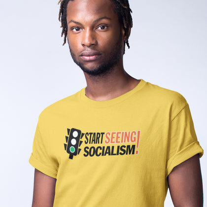 Start Seeing Socialism! / Men's Tee