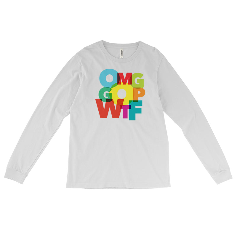 OMG GOP WTF / Long-sleeve Tee