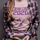 Devin Cow 2020: Abduction / Women's Semi-fitted Tee