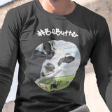 #BeButter / Long-sleeve Tee