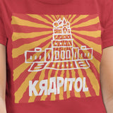 Krapitol / Women's Semi-fitted Tee