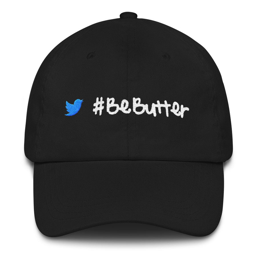 #BeButter with Larry the Bird / Dad hat