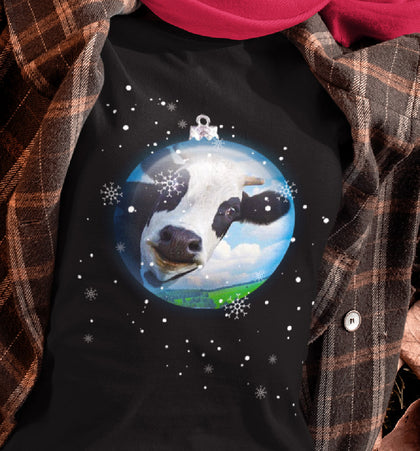 @DevinCow Ornament / Women's Semi-fitted Tee