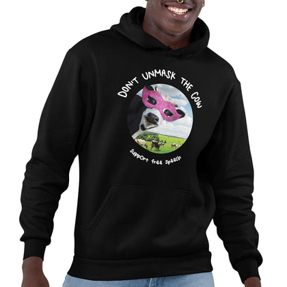 Don't Unmask The Cow / Hoodie