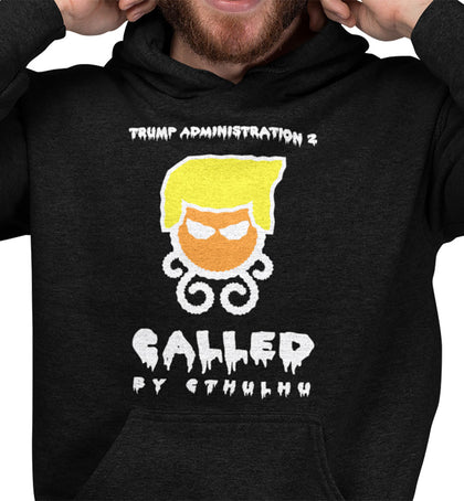 Trump Administration 2: Called By Cthulhu / Unisex Long-sleeve Tee