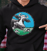 @DevinCow Cartoon / Unisex Long-sleeve Tee