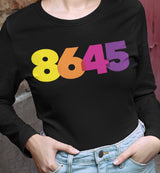8645 Spectrum / Unisex Long-sleeve Tee
