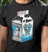 Devin Nunes' Milk Carton / Women's Semi-fitted Tee