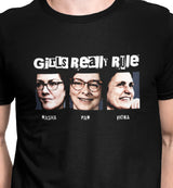 Girls Really Rule: Masha Pam Fiona / Men's Tee