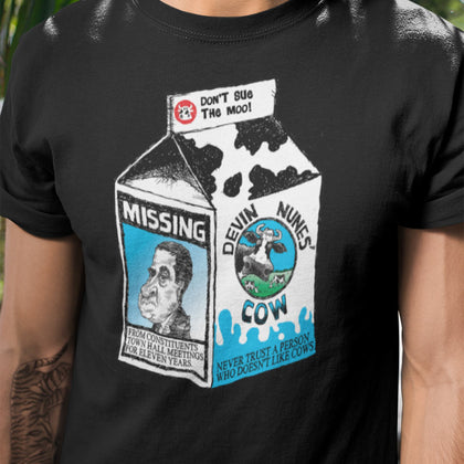 Devin Nunes' Milk Carton / Men's Tee