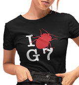 I Bug G7 / Women's Semi-fitted Tee