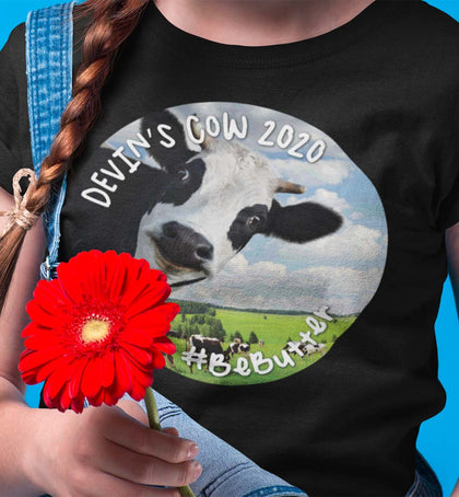 Devin's Cow 2020 / Women's Semi-fitted Tee