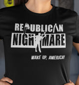 Republican Nightmare / Women's Semi-fitted Tee