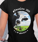 @DevinCow 2020: I AM @DEVINCOW / Women's Semi-fitted Tee
