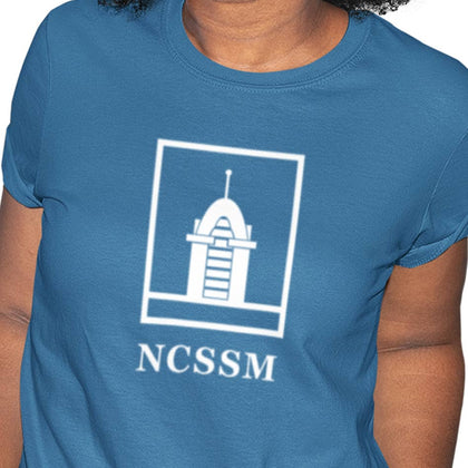 NCSSM Cupola / Women's Semi-fitted Tee