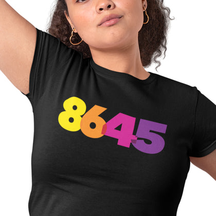 8645 Spectrum / Women's Semi-fitted Tee