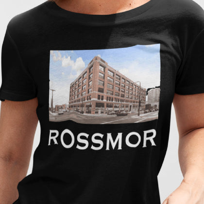 Rossmor / Women's Semi-fitted Tee
