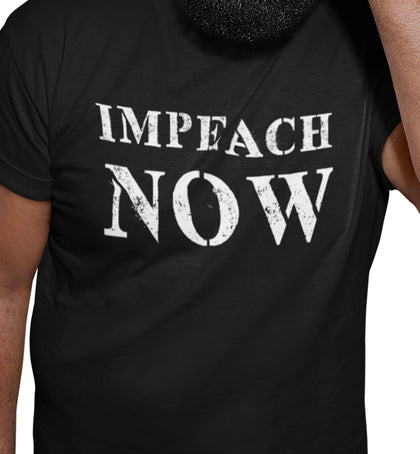 Impeach Now / Women's Semi-fitted Tee