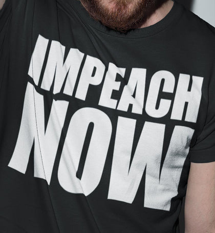 Impeach Now Stark / Men's Tee