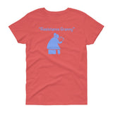 Resistance Granny Tablet / Women's Semi-fitted Tee