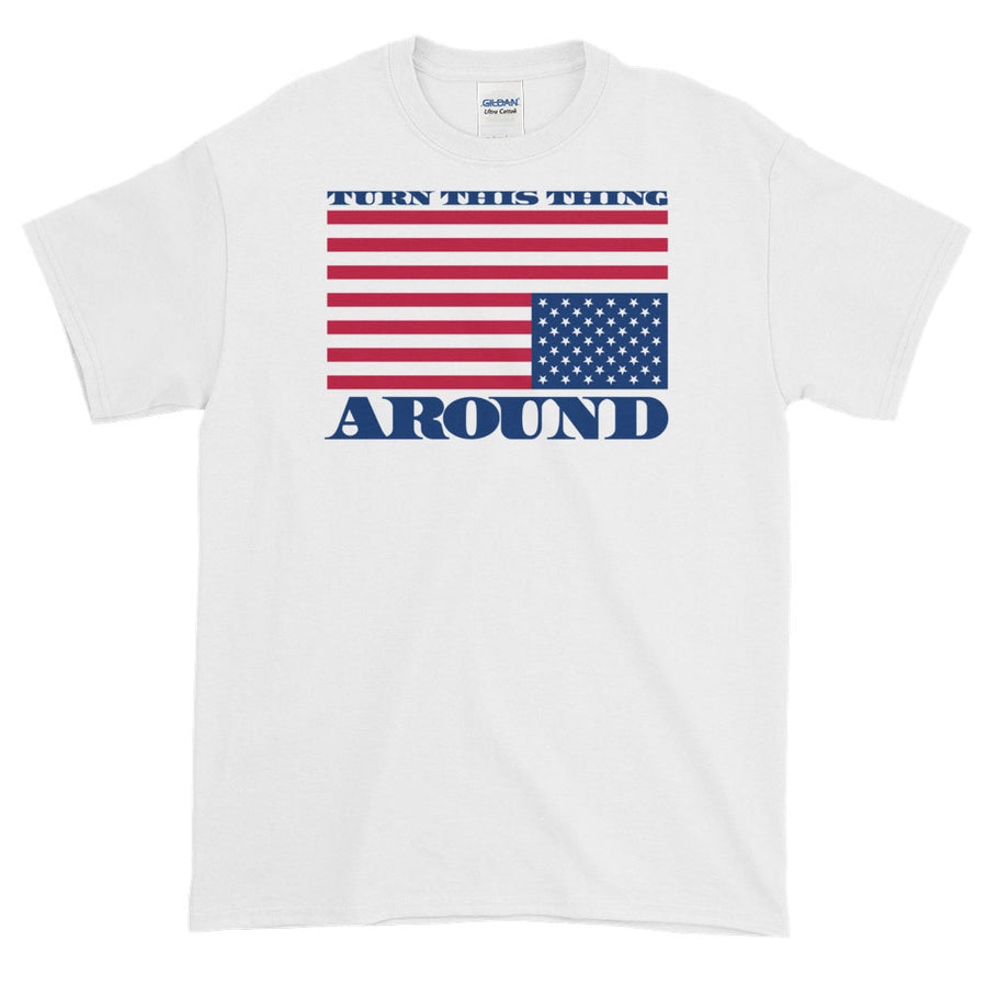 Turn This Thing Around / Men's Tee