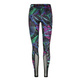 ROOKi Australia Women's Legging - Dark Jungle - ROOKi Australia