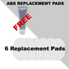 Image of Replacement Gel Pads 6 Pcs - Ultimate ABS Stimulator
