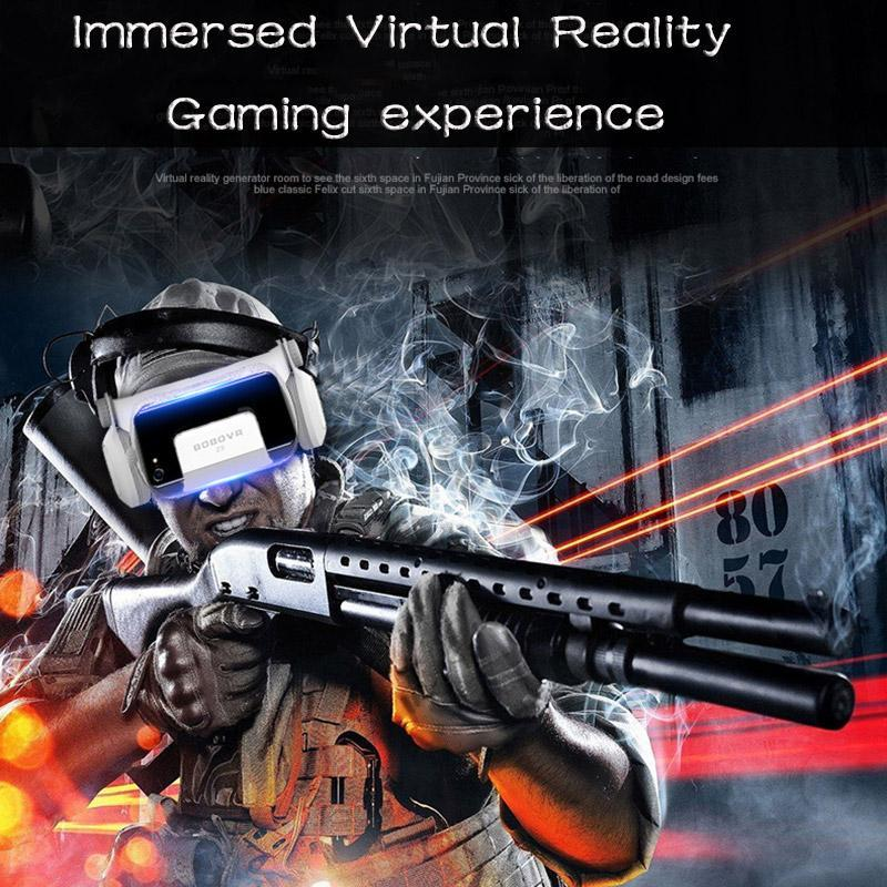 Global Virtual Reality Headset - VR