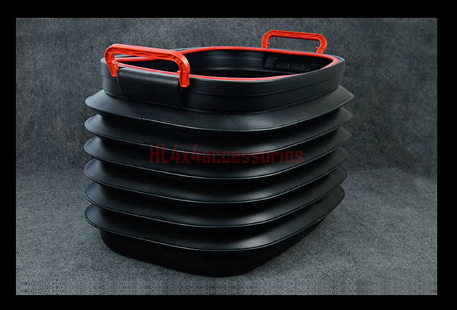 Lightweight Expandable Bucket