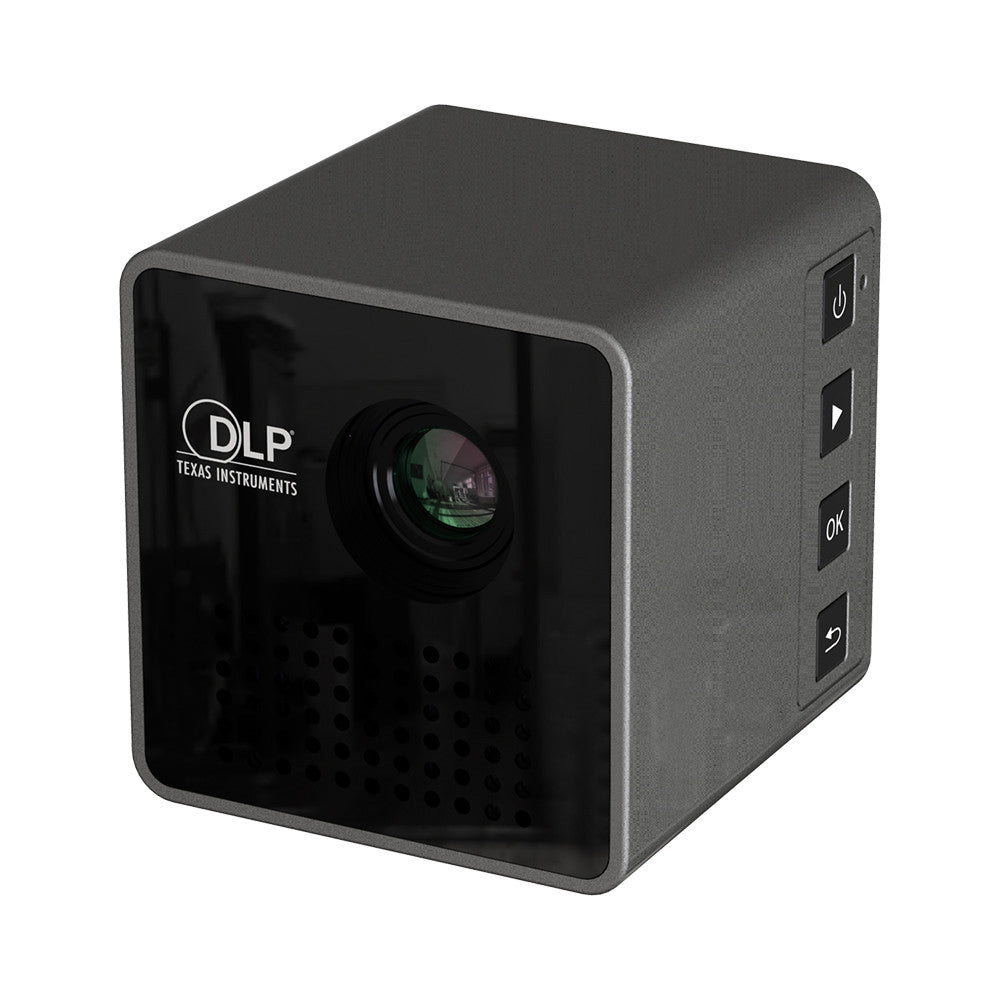 Mini projector 1080p hd monavy for Miniature projector