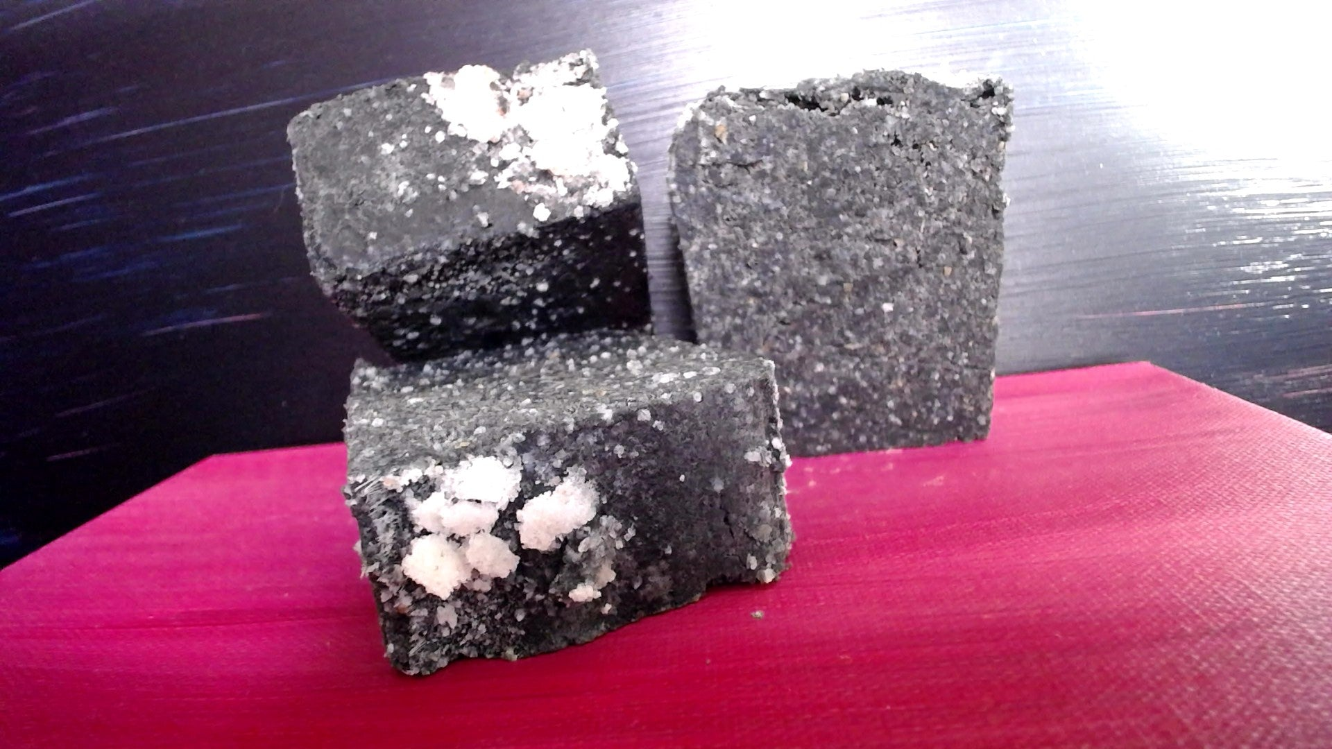 All Natural Activated Charcoal ,Himalayan Sea Salt and Tea Tree Oil Soap