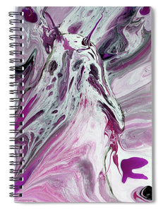 Dragon Swirl - Spiral Notebook
