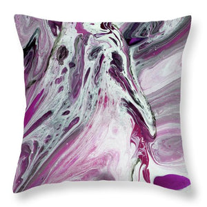 Dragon Swirl - Throw Pillow