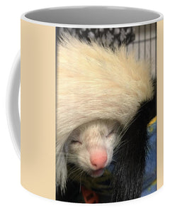 Ferret Tail Hat - Mug