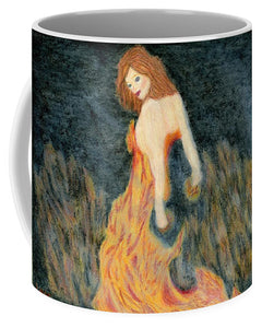I Am The Fire - Mug