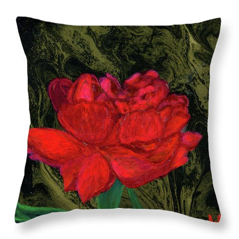 Simple Elegance - Throw Pillow