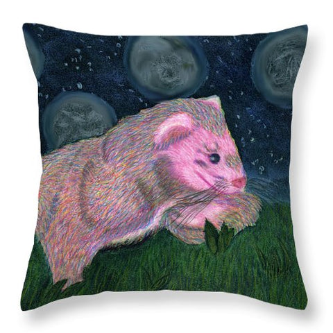 Sprinkles - Throw Pillow