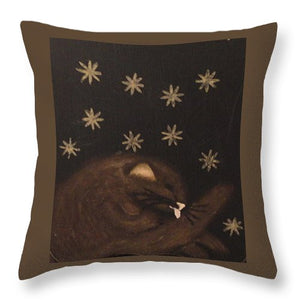 Starry Night - Throw Pillow