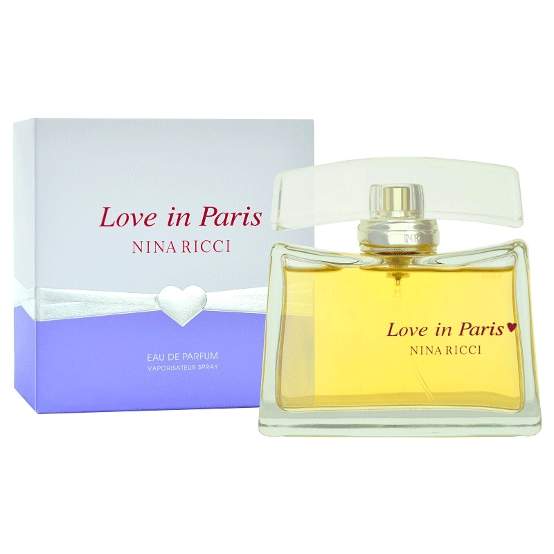 Love In Paris By Nina Ricci