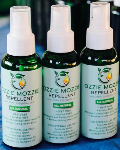 Moskiitto - Moskiitto,  Ozzie Mozzie 4-in-1 All Natural Insect Repellent aromatherapy jewellery,   Spray Repellent aromatherapy,  Spray Repellent mosquito repellent, Ozzie Mozzie 4-in-1 All Natural Insect Repellent Vanilla Mozi, Ozzie Mozzie 4-in-1 All Natural Insect Repellent Ozzie Mozzie, Ozzie Mozzie 4-in-1 All Natural Insect Repellent Eco by Sonya