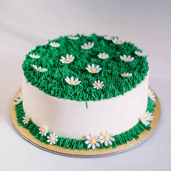 Garden Cake - Custom Bakes by Edith Patisserie
