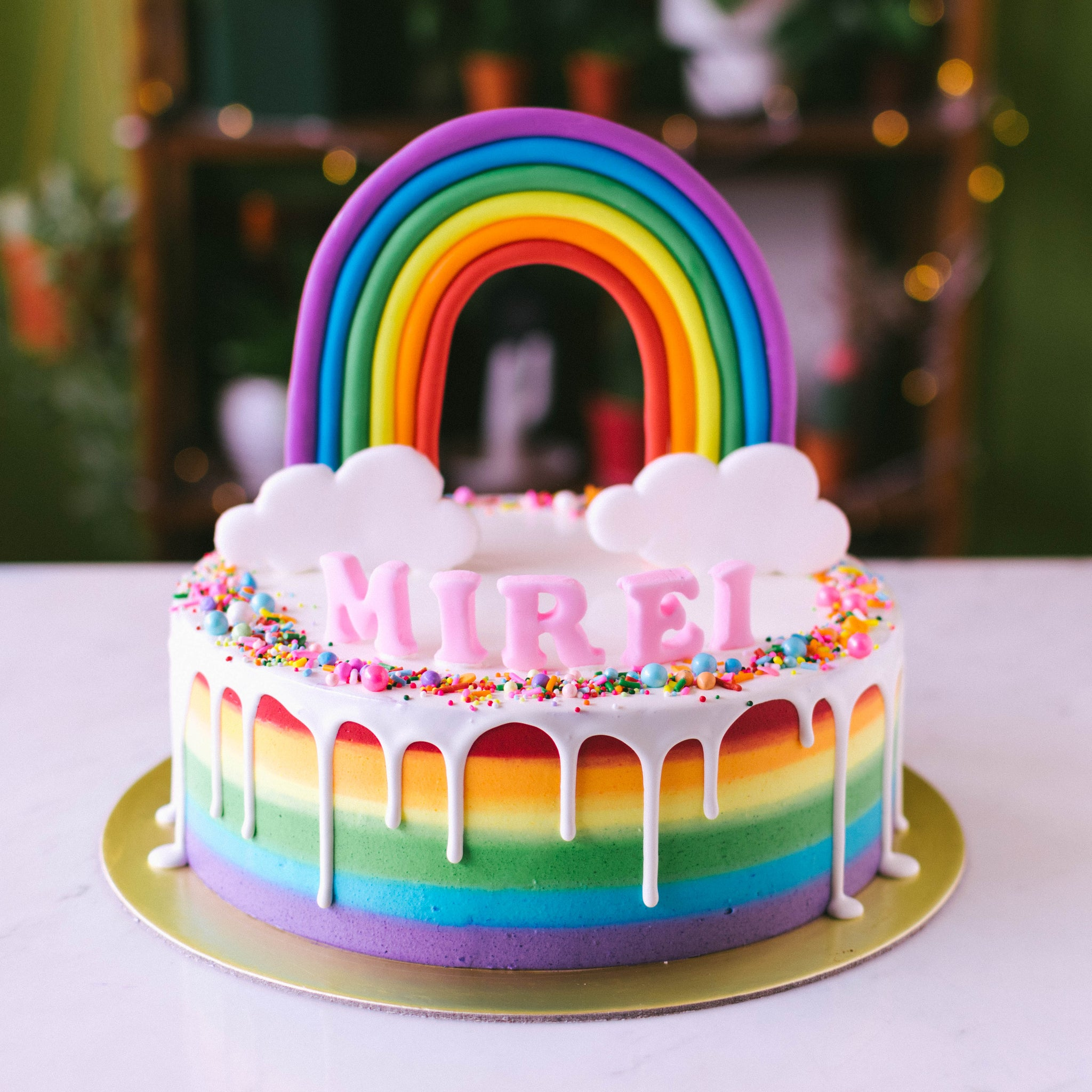 Rainbow Overload - Custom Bakes by Edith Patisserie