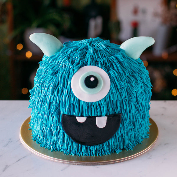 Monster Cake - Custom Bakes by Edith Patisserie