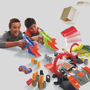 NERF Nitro brings cars, stunts and blasters together in one toy range !