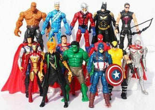 Action Figure Toys at Toy Universe | Spiderman | Batman | Avengers