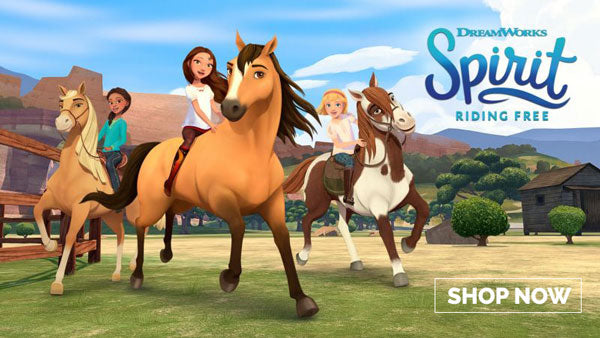 Spirit Riding Free Toys are Awesome Horse Toys for Kids