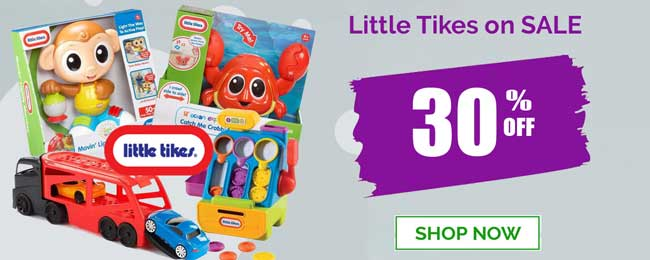 Little Tikes on SALE - 30% OFF
